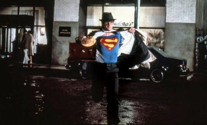 ""\""""Say, Jim, thats a bad outfit!"""" Happy birthday to Christopher Reeve: the ONLY Superman.""680|413|?|en|2|11b11ebe718e965ac64dac974ef0d5e1|False|UNLIKELY|0.3099234998226166
