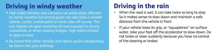 test Twitter Media - Surface spray on the motorway?💦  Ease off the accelerator - don't brake🚙 Increase your stopping distance Leave extra time for your journey⌚  #DriveSafe https://t.co/TqMVrmzTAX