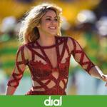 Image for the Tweet beginning: DE REDES 📲 Shakira, en el