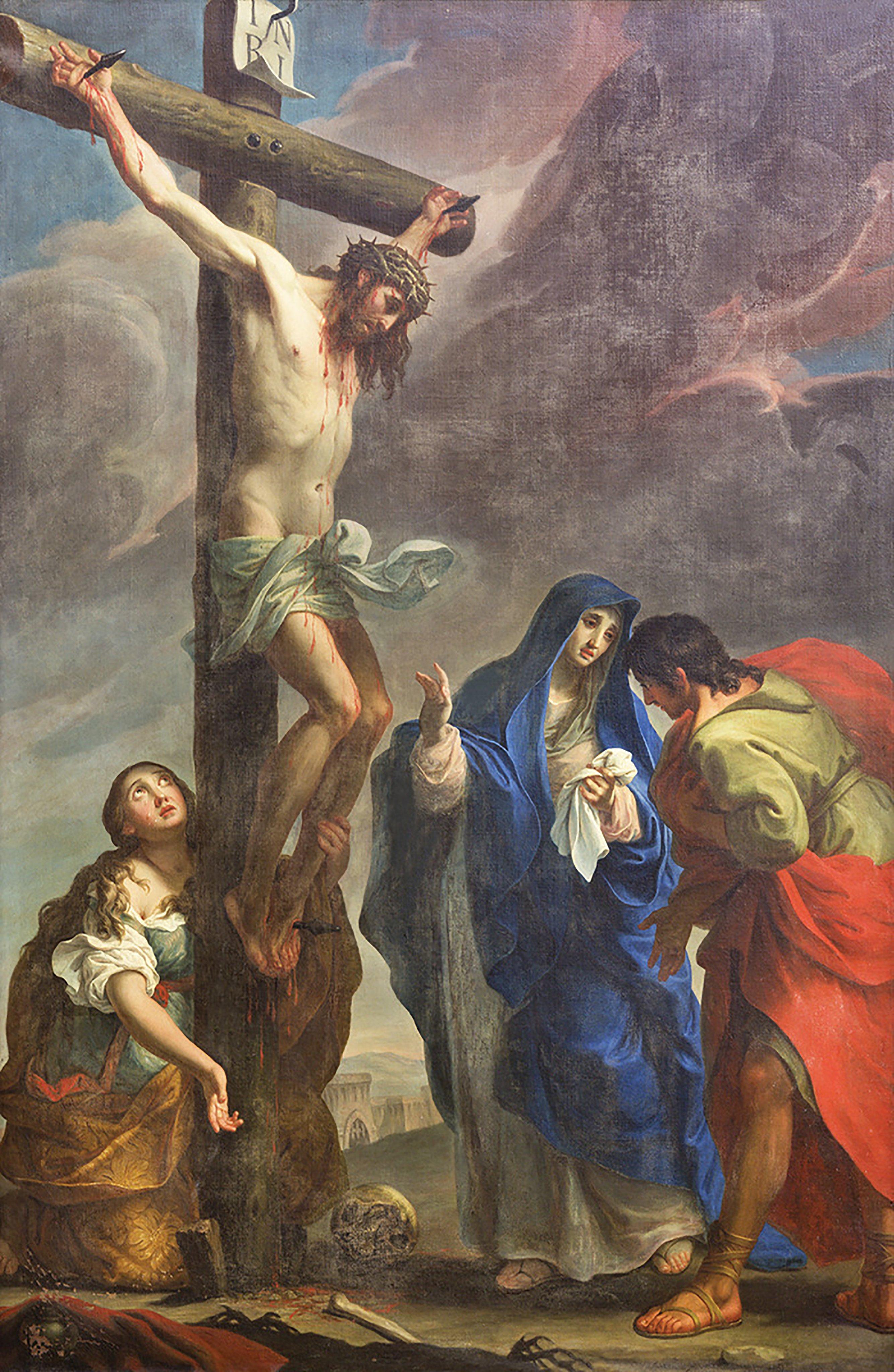 Jesus Cristo Crucificado