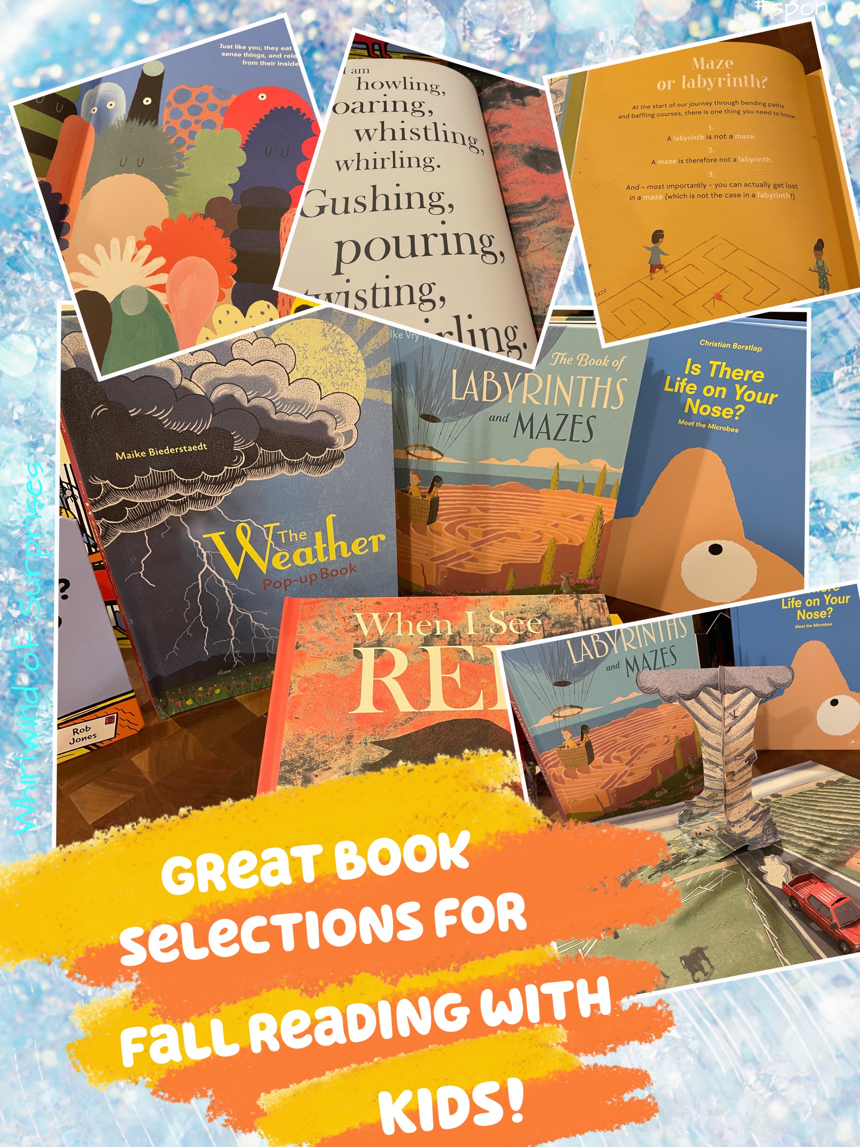 Great new home library additions for the Kids and Adults this fall