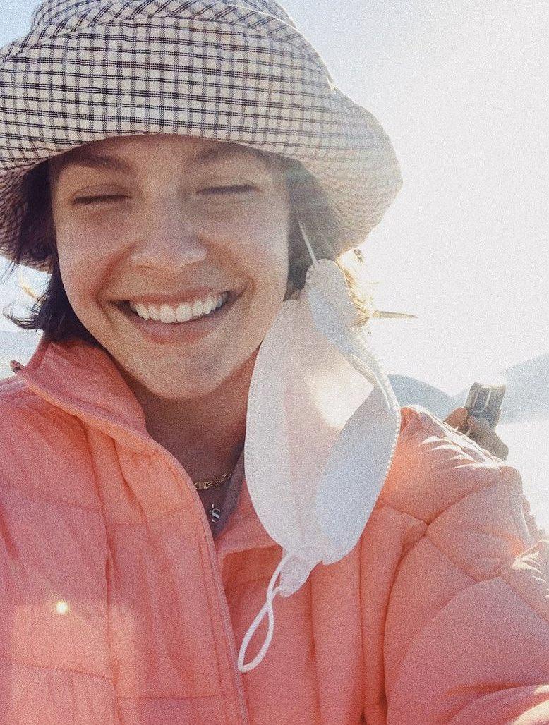 My sunshine 💖 #PaigeSpara
