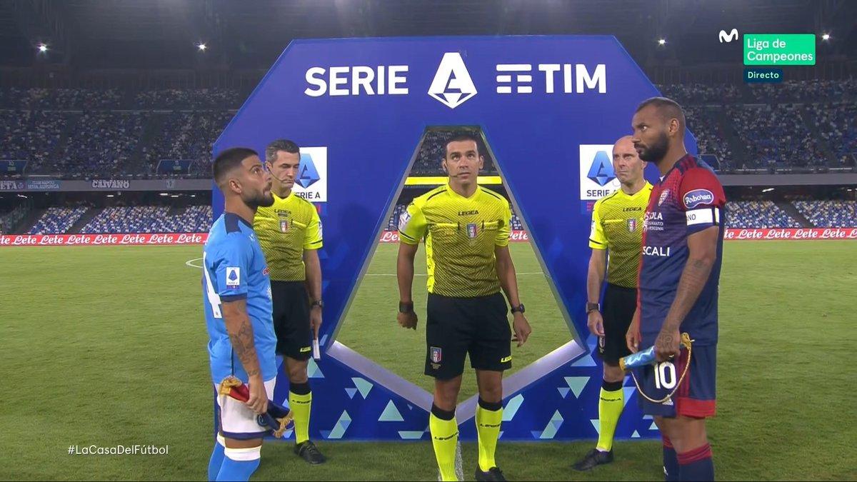 Full match: Napoli vs Cagliari