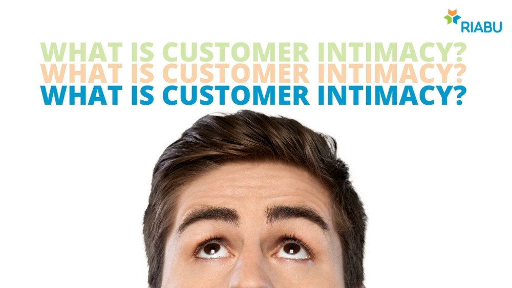 What is customer intimacy? https://t.co/38PzGy5oup https://t.co/AsVXRRbt5a