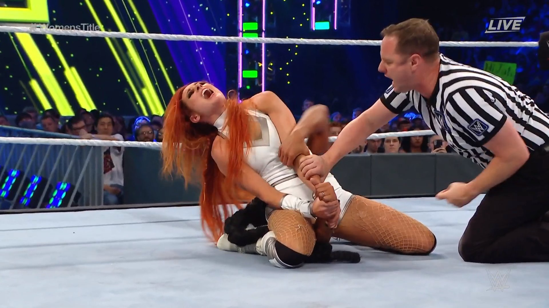 WWE Extreme Rules 2021: Sasha Banks Makes Her Return 1