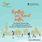 Image for the Tweet beginning: Incredible India extends warm wishes