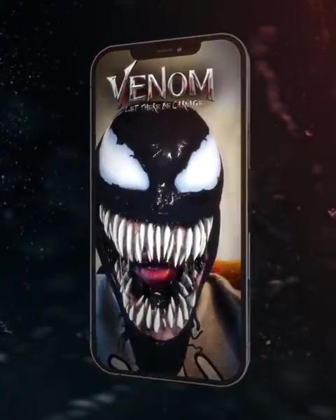 Heute ist weltweit #VenomDay! ⚡️ Get ven