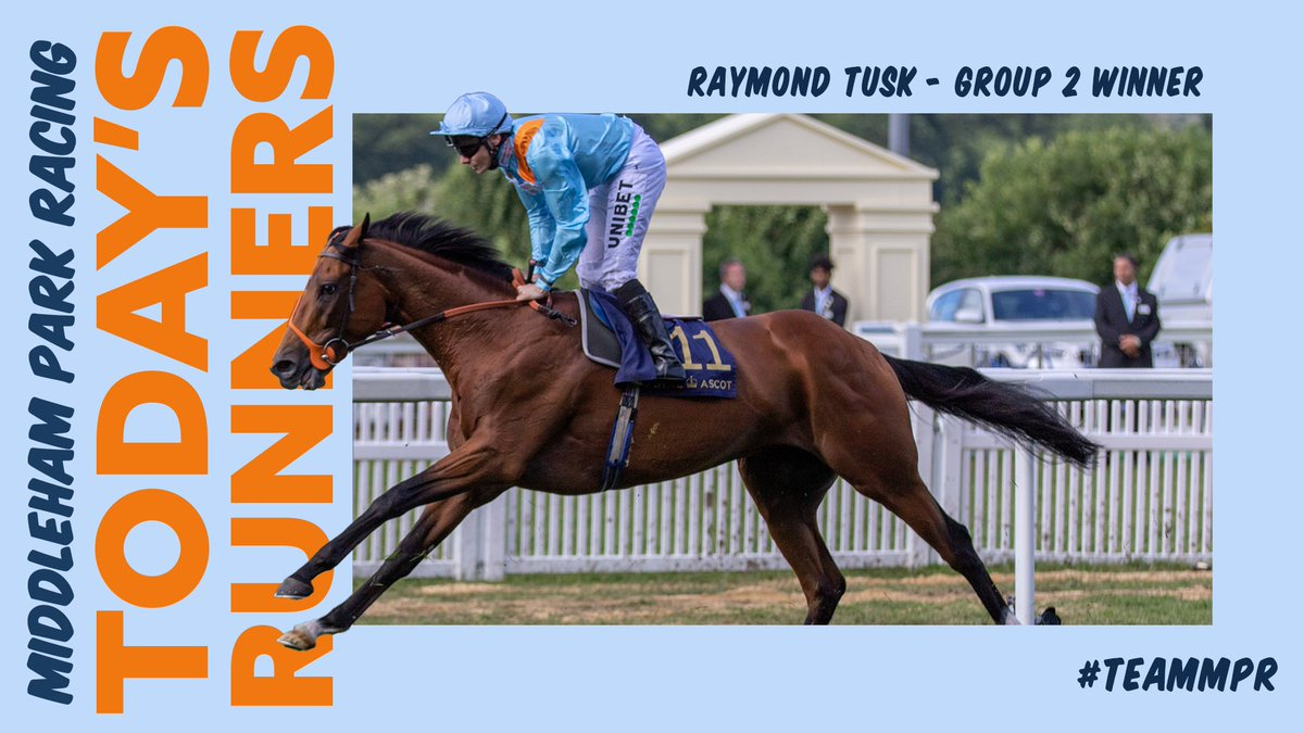 A great day of action as we have 6 runners! HOWZER BLACK, END ZONE and CLAY REGAZZONI all make the trip to @HamiltonParkRC. This evening, we head to @NewcastleRaces for CAYMAN MOON, LEXINGTON WARFARE and the debut of DUBAI IMMO. Best of luck to all connections! #TeamMPR