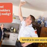 Image for the Tweet beginning: 📢 Hoeveel rookmelders heb jij