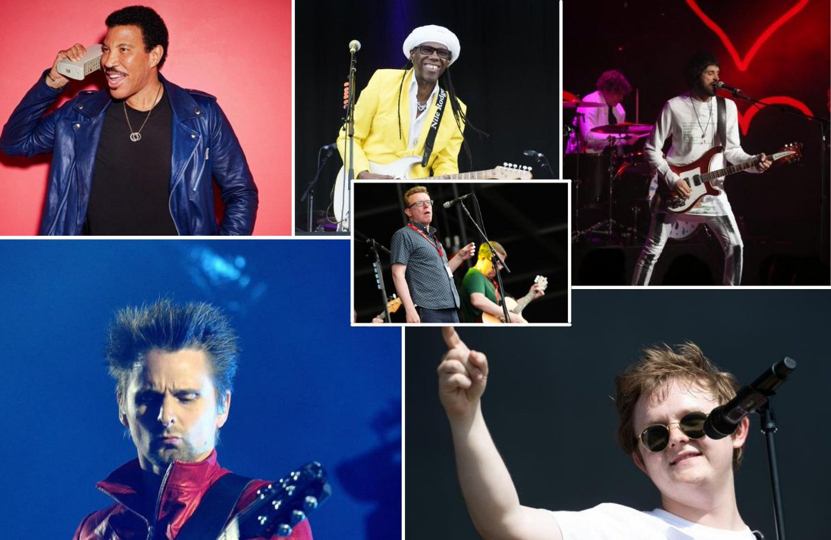 BREAKING! @muse @KasabianHQ @nilerodgers @The_Proclaimers @LionelRichie @LewisCapaldi in #IsleofWightFestival #iow2022 line up! Read: countypress.co.uk/news/19606733.… #iwnews #iow (all photos: PA)