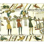 Image for the Tweet beginning: William the Conqueror and his