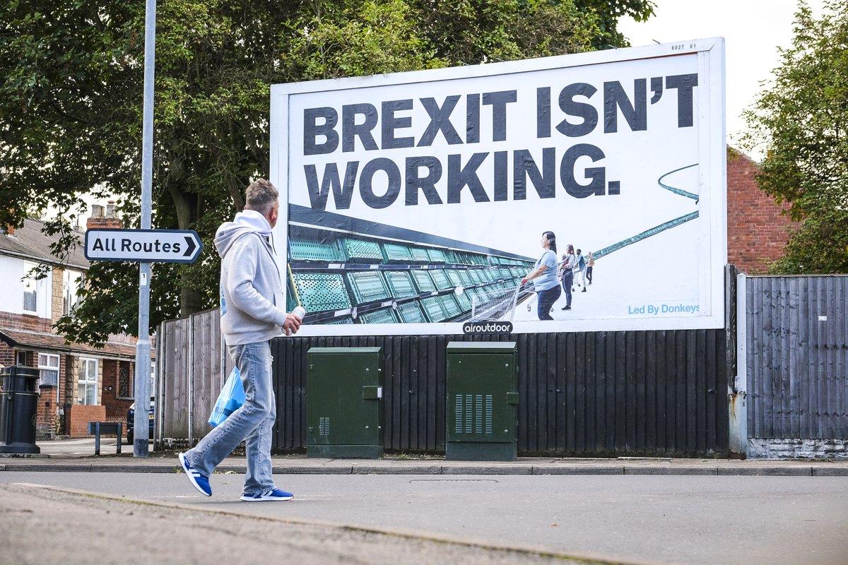 #brexitisntworking (Worksop, Nottinghamshire)