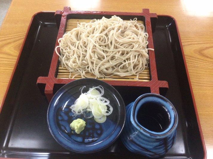 千葉県成田市本町のせいろ蕎麦。  #tabelog