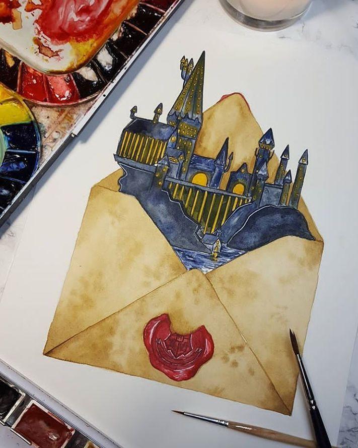 'Bütün bu insanlar Hogwarts mektuplarını hiç almadıklarını söylüyorlar: Mektubu aldınız. Hogwarts'a gittiniz. Hep birlikte oradaydık.' - JK Rowling
