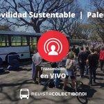 Image for the Tweet beginning: Palermo: La transmisión en VIVO