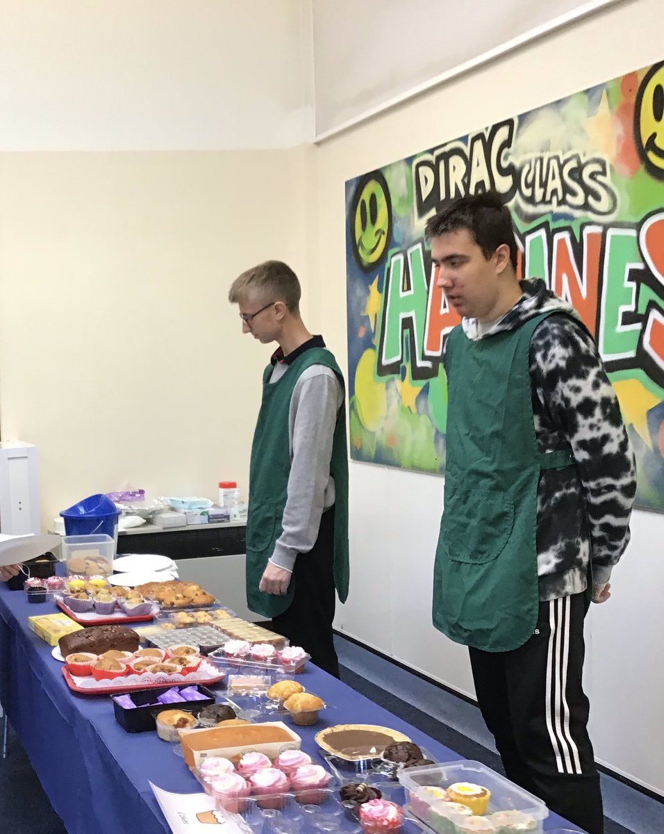 Thank you to everyone who attended and supported our Macmillan coffee morning, hosted by phase 3 students. You helped us to raise £390.66 for this important charity. The town Mayor kindly judged the cake competition entries and selected our two winners! #MacmillanCoffeeMorning