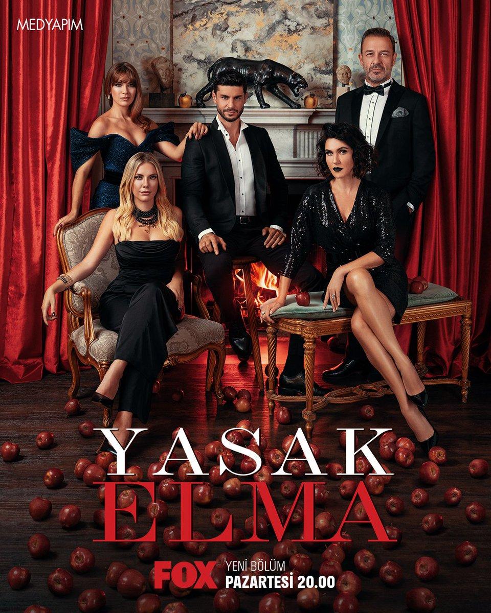 #YasakElma yeni sezon afişi yayınlandı..📌