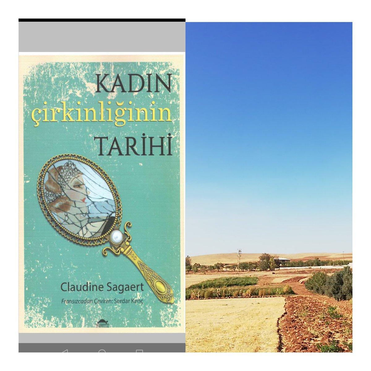 @edebicizgiler Kadın Çirkinliğinin Tarihi - Claudine Sagaert  Tarihi boyunca kadınlar üzerinde en büyük sömürü ve baskı aracı 'çirkinlik etiketi' olmuştur...  Tarih boyunca insanların sosyal yaşamında 'kadının tarihine' dair yazılmış harika bir araştırma - inceleme kitabı.