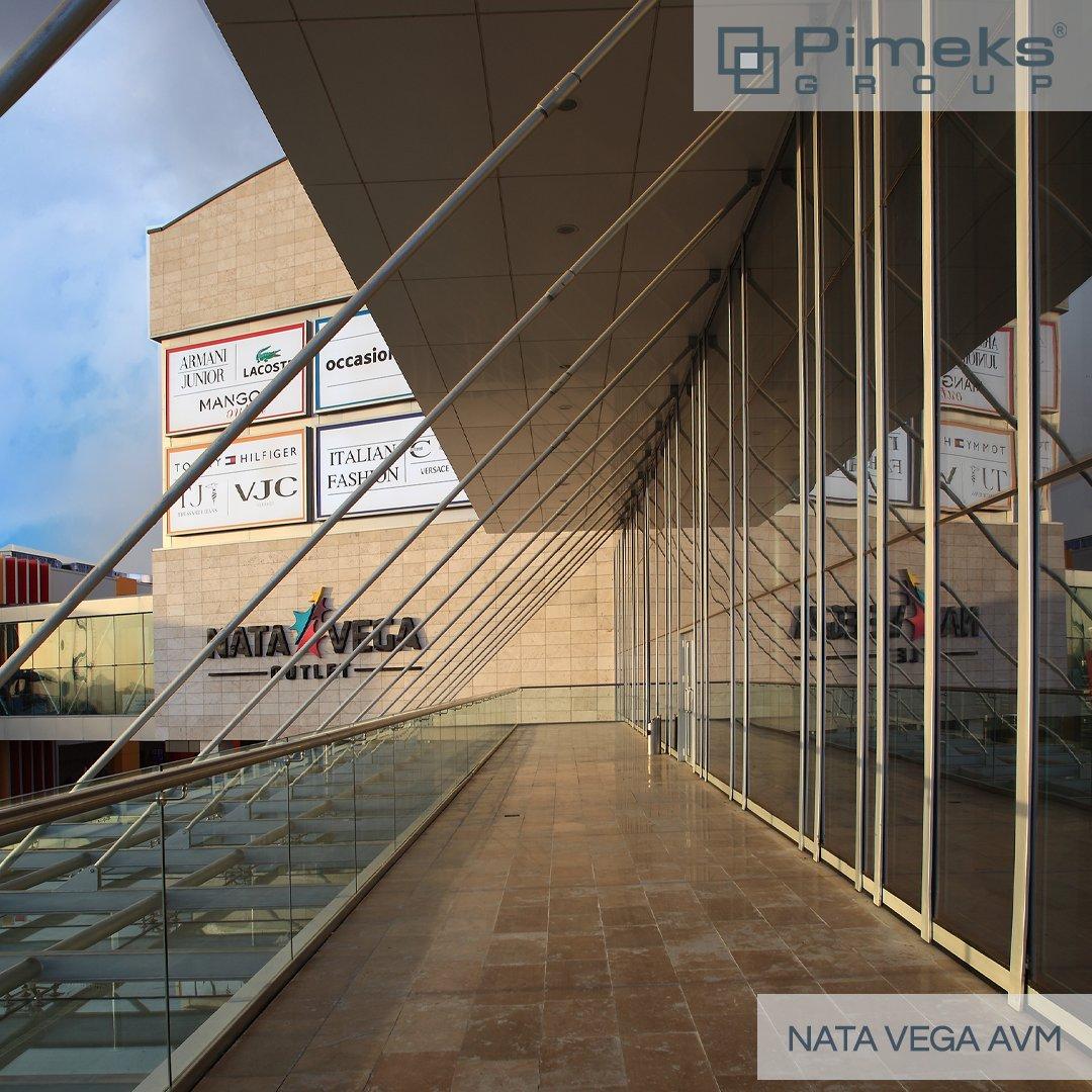 Pimeks imzali Cepheler Nata Vega AVM  Mimar /Architect : A Tasarım Mimarlık Müteahhit /Contractor : NATA Holding Yer /Location : Ankara / Türkiye  #natavega#architecture#design#avm#mimari#tasarim#cephe#facade#project#archdaily#photography#steel #ankara