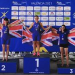Mrs Anel Meyer, teacher of Mathematics & swim coach, qualified to represent GB and then this weekend won her age group at the European Triathlon Union Championships. An extraordinary achievement - Mrs Meyer you are an inspiration to us all! @ETUtriathlon @Worldtriathlon