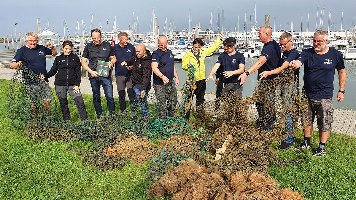 In collaboration with our partner @healthyseas_org we are helping to combat ocean pollution and support a circular economy. We recently joined the ocean conservation organisation in carrying out its first clean-up activity in Germany: https://t.co/dxZG8wjbza https://t.co/lzKVHfIoSU