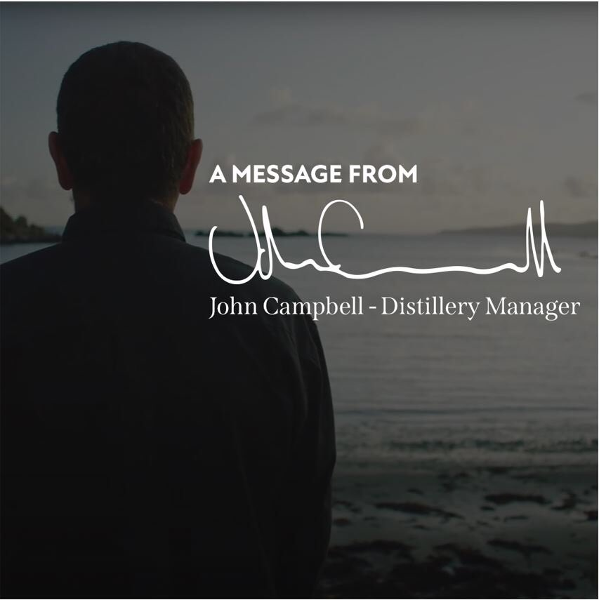 Big news! @LaphroaigJohn is the most senior distillery manager on #Islay in addition to being @Laphroaig's longest-tenured manager ever.  Best of luck to you going forward, John!