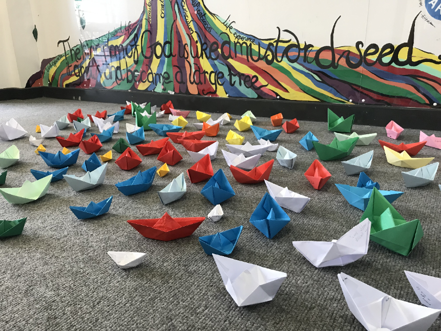 Don't miss out on this opportunity to pledge your support for the #ClimateCrisis through the art of origami and have your entry showcased at the 26th @UN @COP26 in Glasgow from 31 October – 12 November 2021. 👉 facebook.com/SouthStaffsWat… #PrayForCOP26 #COP26