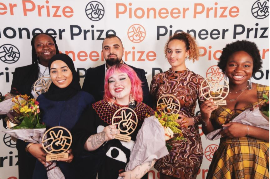 Winners of the @NordicSafeCity Pioneer Prize 2021. https://t.co/MDbjrPKC54