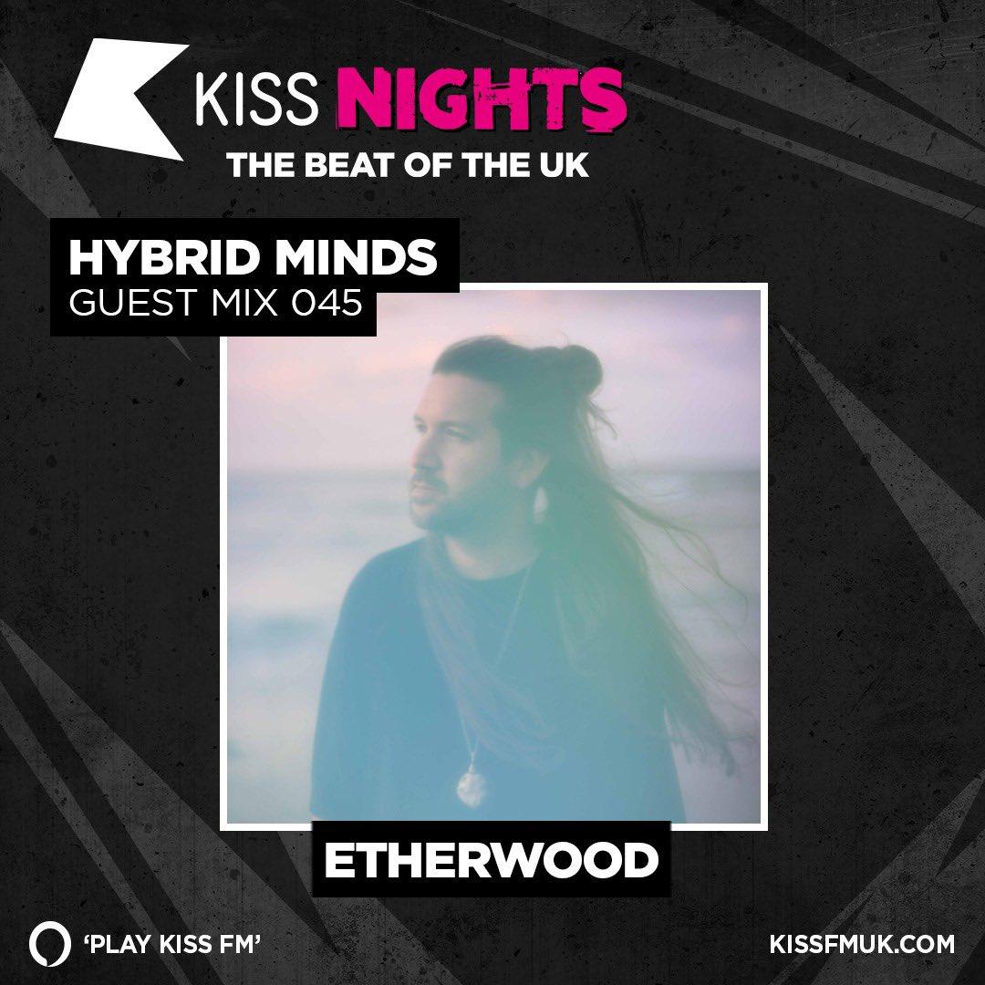 Download Kiss FM UK: Hybrid Minds (Guest Mix by Etherwood) (Mon 27 Sep 2021) mp3
