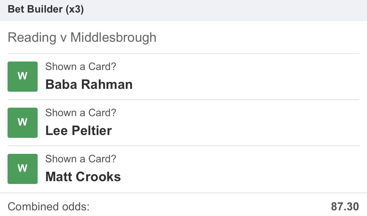 Card tips tonight? 🟨🟥  Here is the deal...  👉🏼 500 Retweets gets same game multi's  👉🏼 1000 Retweets gets that + double doubles  👉🏼 1250 Retweets and we'll put together a triple double as well 👀  55, 87 & 322/1 winners at the weekend 🔥 almost a 9000/1!  18+ gambleresponsibly