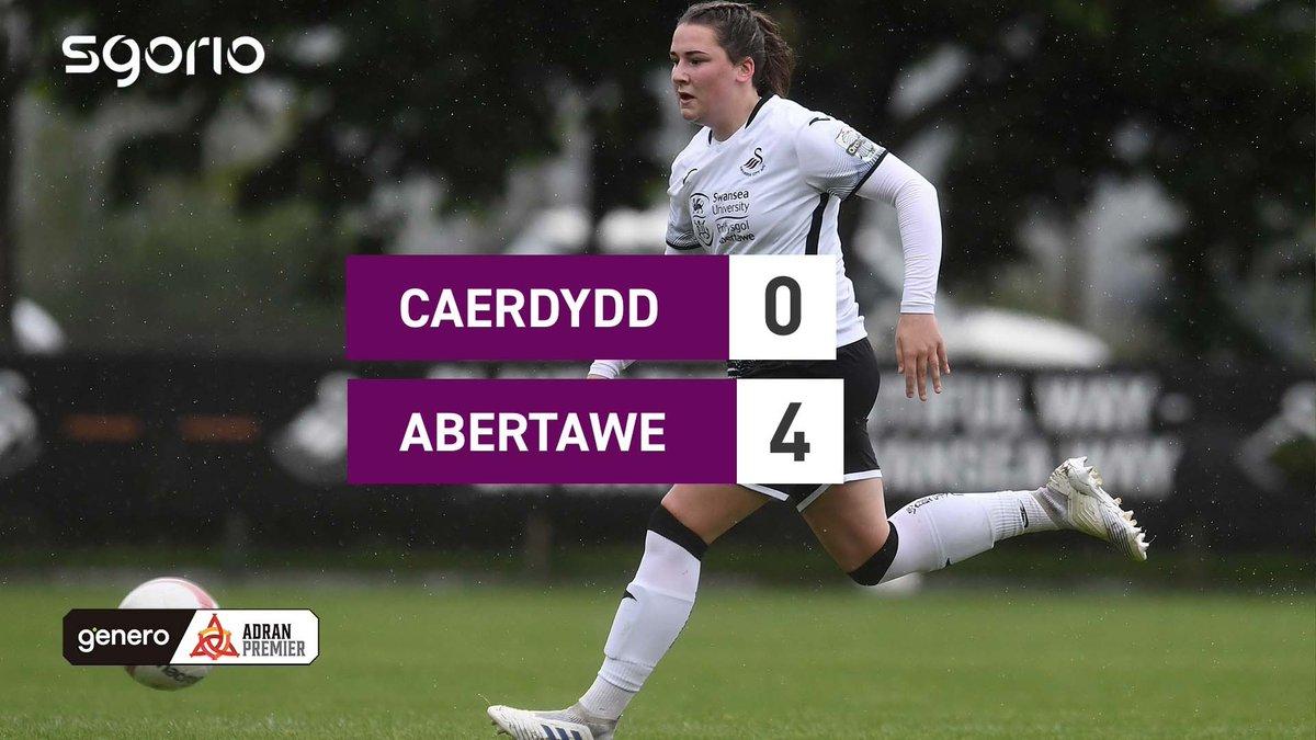 Image for the Tweet beginning: Uchafbwyntiau   Highlights  @CardiffCityFCW 0-4 @SwansLadies
