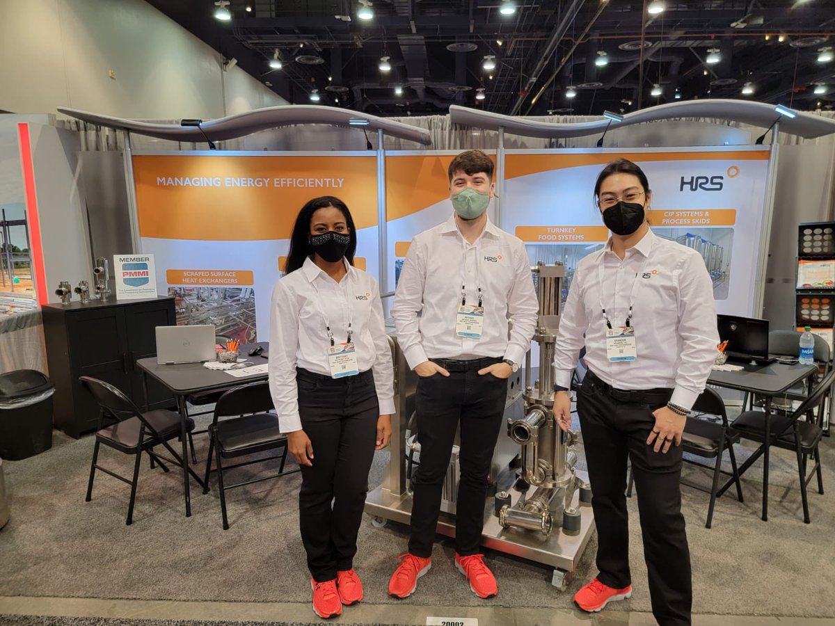 test Twitter Media - Our Team is ready for you @packexposhow 2021 - Day 1! Visit HRS stand 20002 and find out how our products and solutions can improve your energy efficiency. #PACKEXPOLasVegas #heatexchangers https://t.co/98tKyVnaVZ