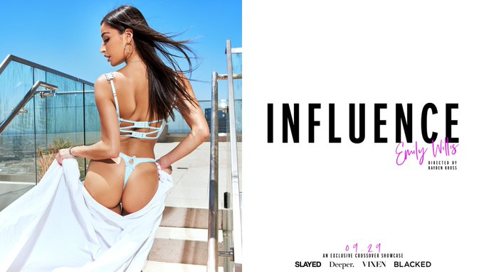 The BIGGEST movie I've shot so far in my career ! INFLUENCE 2 comes out in just 2 days 😍💙💙 prepare yourselves