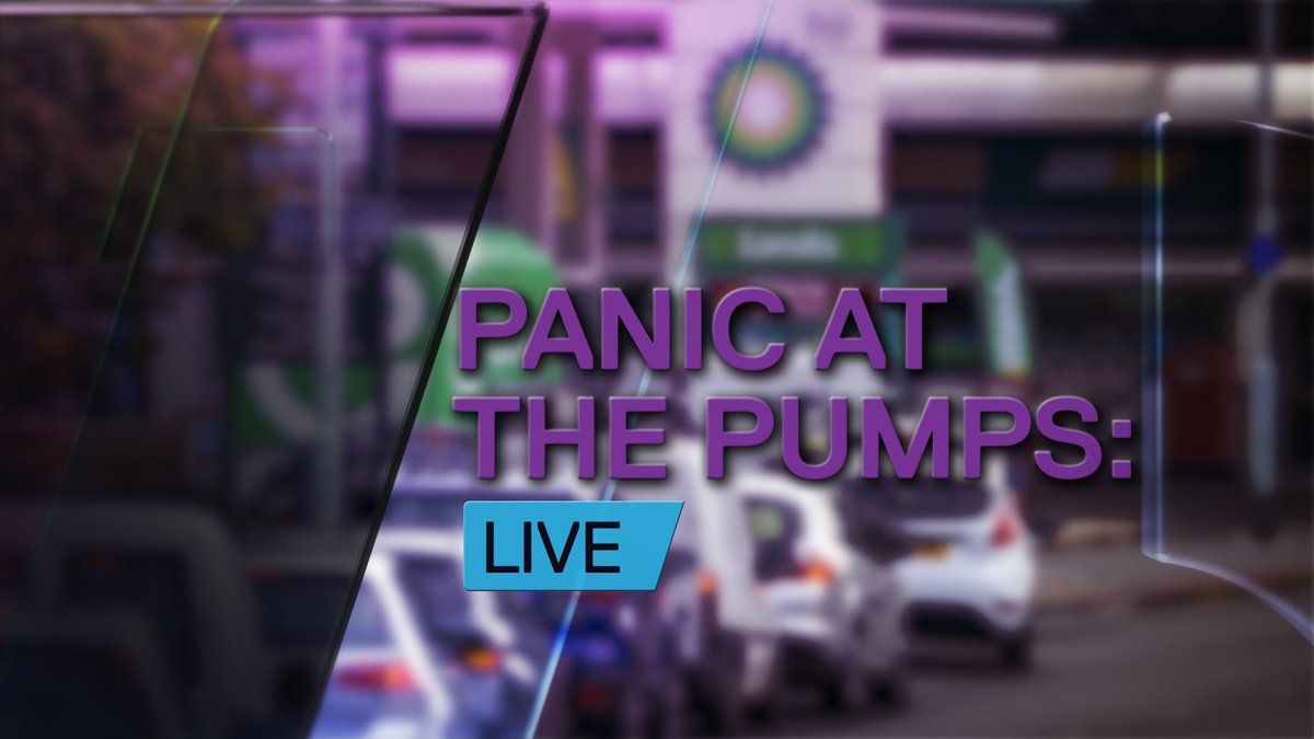 Panic at the Pumps: Live on @channel5_tv from 7pm. Join @theJeremyVine and @ClaudiaLizaTV as they talk to HGV drivers, business leaders, politicians and those hit hardest by the crisis. Let us know what's happening in your area using #PanicAtThePumps.