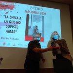 Image for the Tweet beginning: Marta Robles es la ganadora