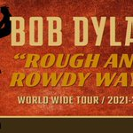 Image for the Tweet beginning: Bob Dylan booking a World