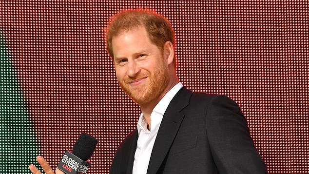 'We are so grateful to #PrinceHarry, The Duke of Sussex for honoring and amplifying the stories of these heroes and helping to raise awareness for mental health support for our men and women in uniform.'