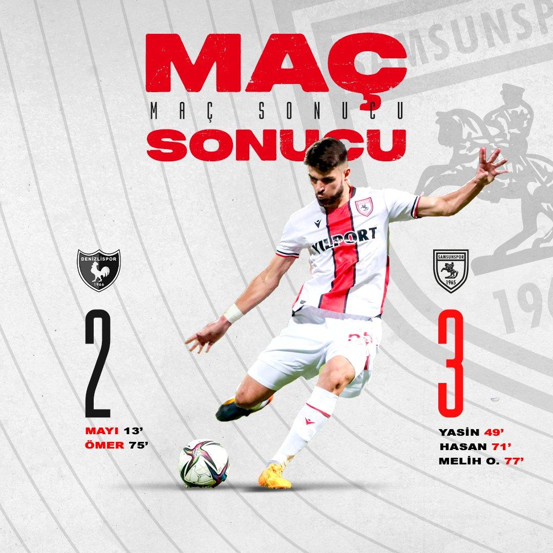Çok şükür, pazar saat 16:00 final maçında herkes stadyuma.Başka Samsunspor yok.