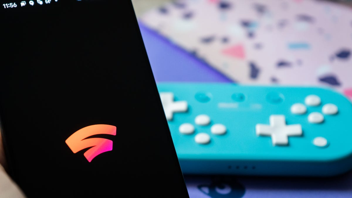 Google Stadia Will Let Casual Gamers Use Their Phone as a Controller