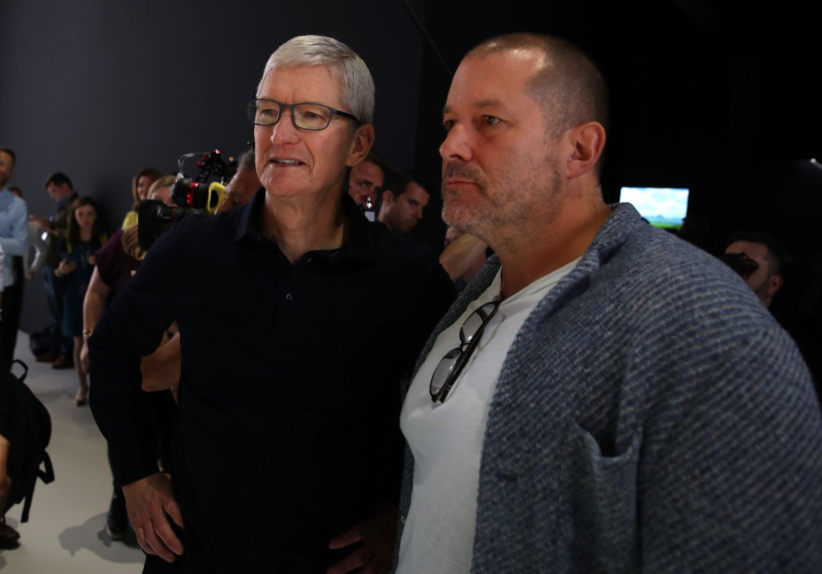 Ex-Apple designer Jony Ive is now designing expensive things for Ferrari, too