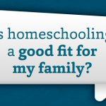Image for the Tweet beginning: Love the idea of #homeschooling,