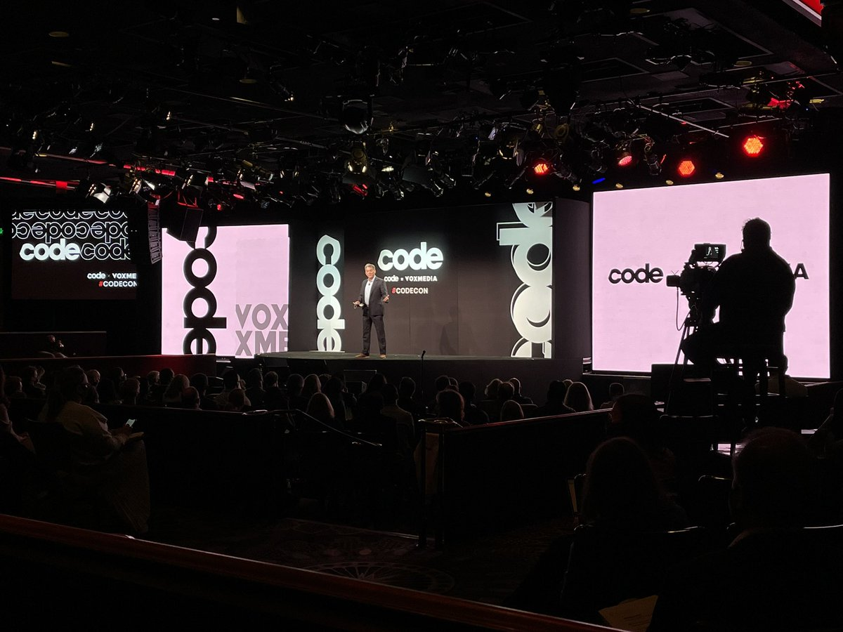 We've officially kicked off CodeCon with @Bankoff, you can still join virtually: