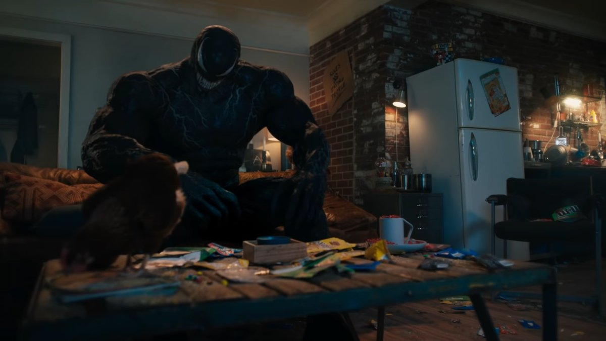 Venom 2's Marketing Really Wants You to Remember Eddie and Venom Are a Couple Now