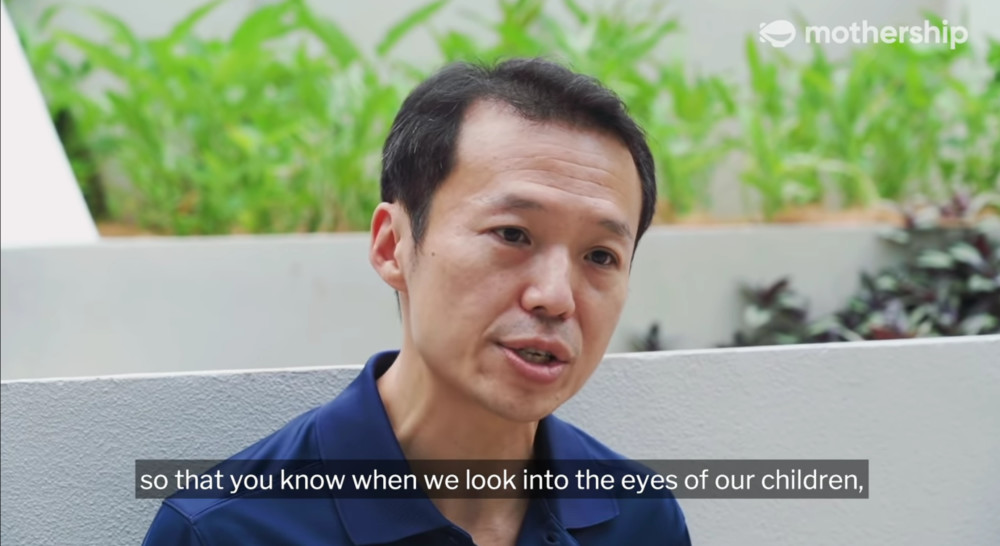 Lee Chee Koon lands messages authentically in walking interview https://t.co/5CeOdgjUD1 https://t.co/OE42tc0zpx