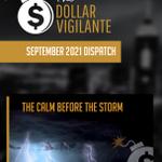 """Image for the Tweet beginning: September 2021 Dispatch -  """"TDV just"""