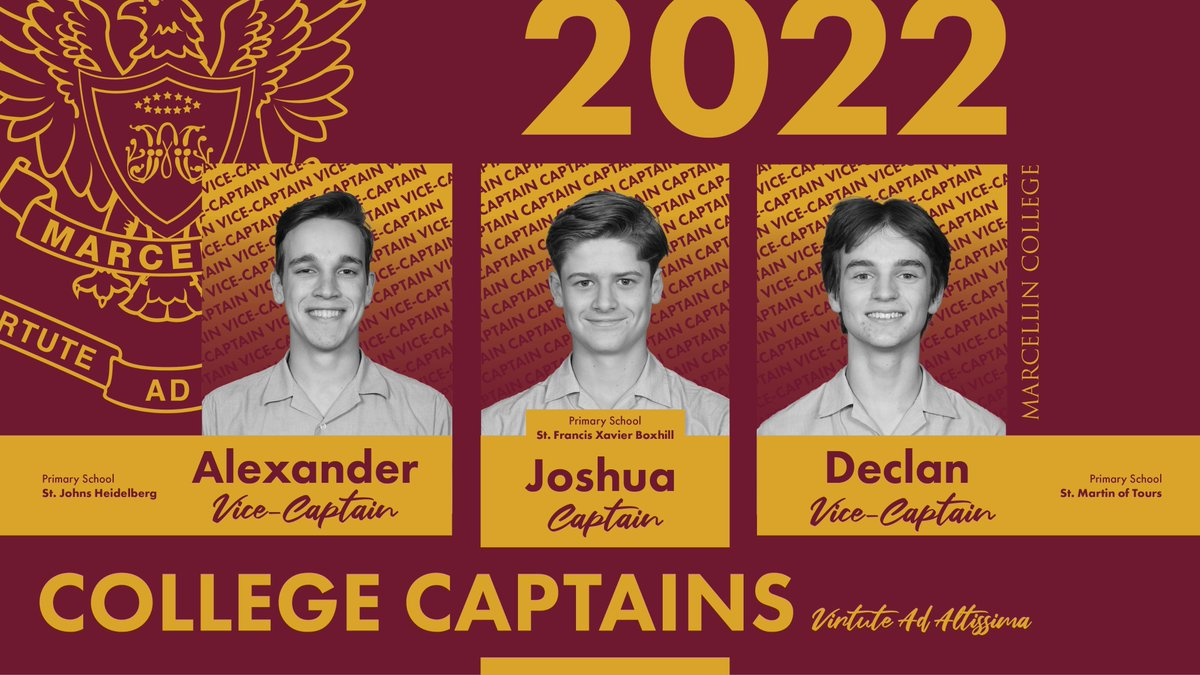 Congratulations to each of these young men but especially to Joshua from the proud SFX community!