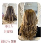 Image for the Tweet beginning: Looking refresh with Toner &