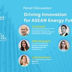 Image for the Tweet beginning: DRIVING INNOVATION FOR ASEAN ENERGY