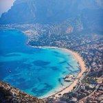 Image for the Tweet beginning: Mondello, Palermo. Buongiorno 💋  📷 Luigi Ligotti