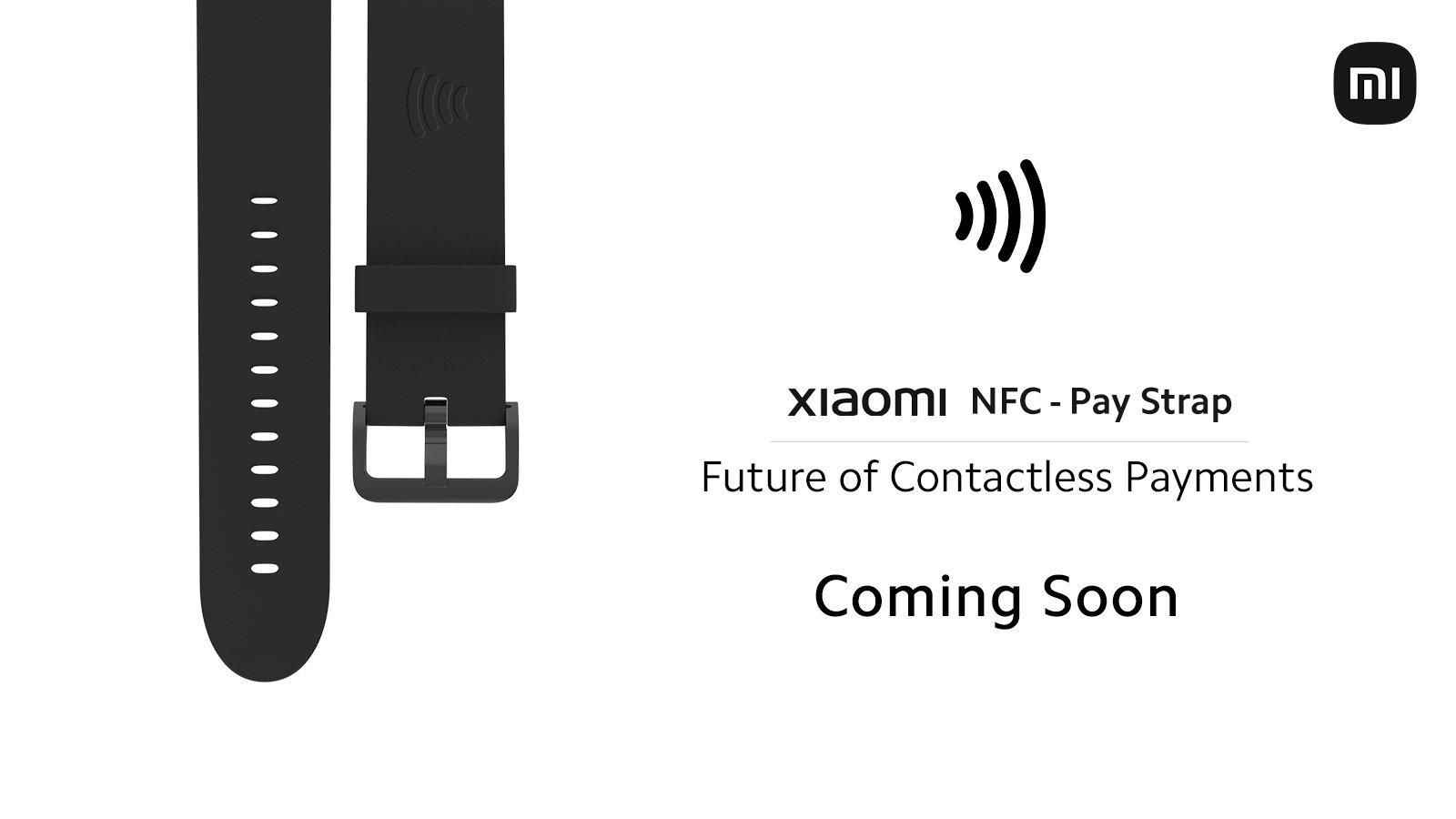 Xiaomi NFC Pay Strap